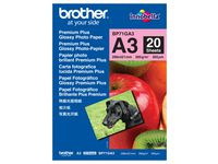 Fotopapper BROTHER BP71 A3 260g 20/FP.